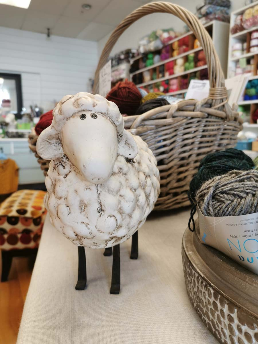 Image of Sheep Figure