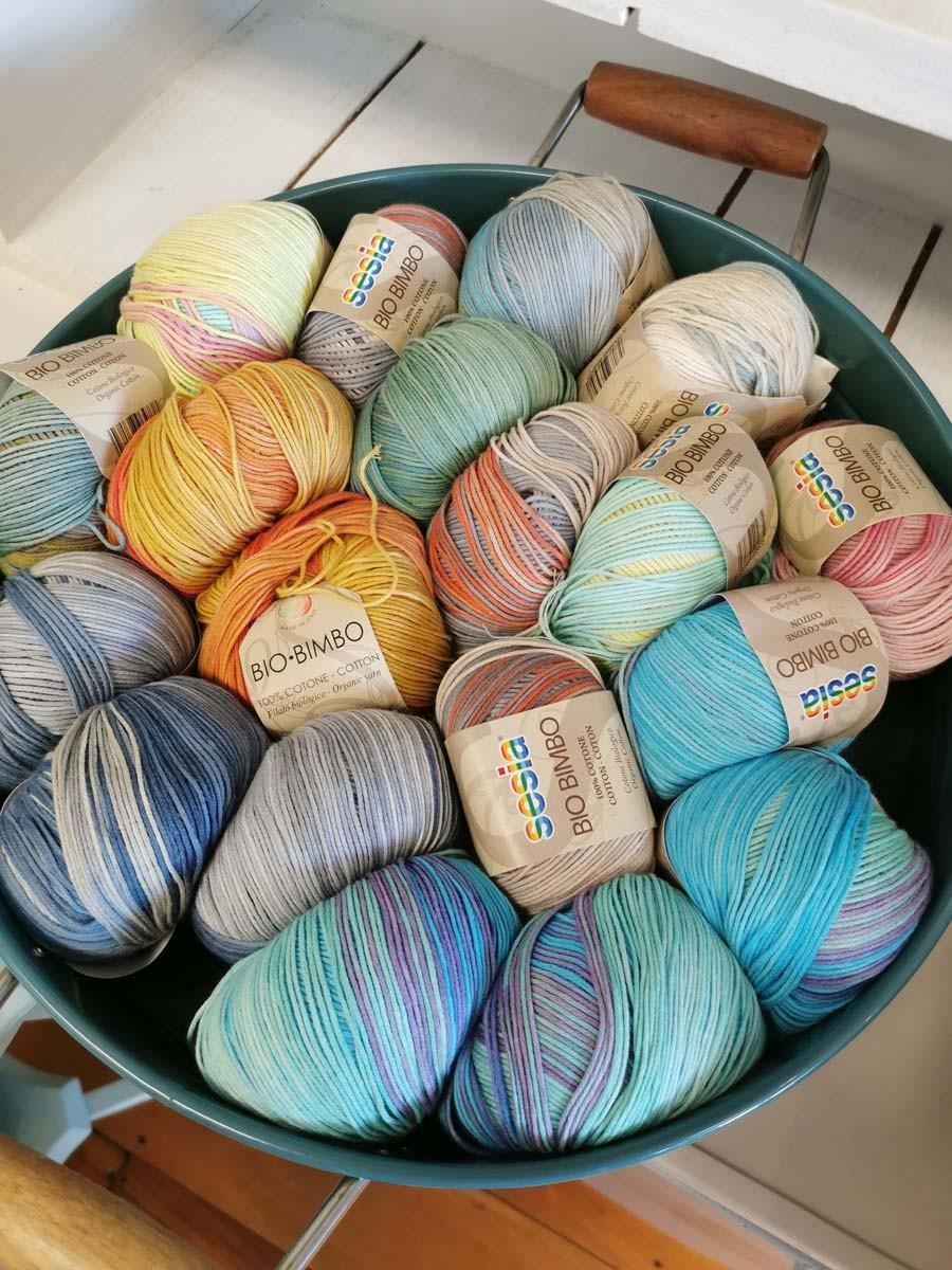 Image of Wool Yarn