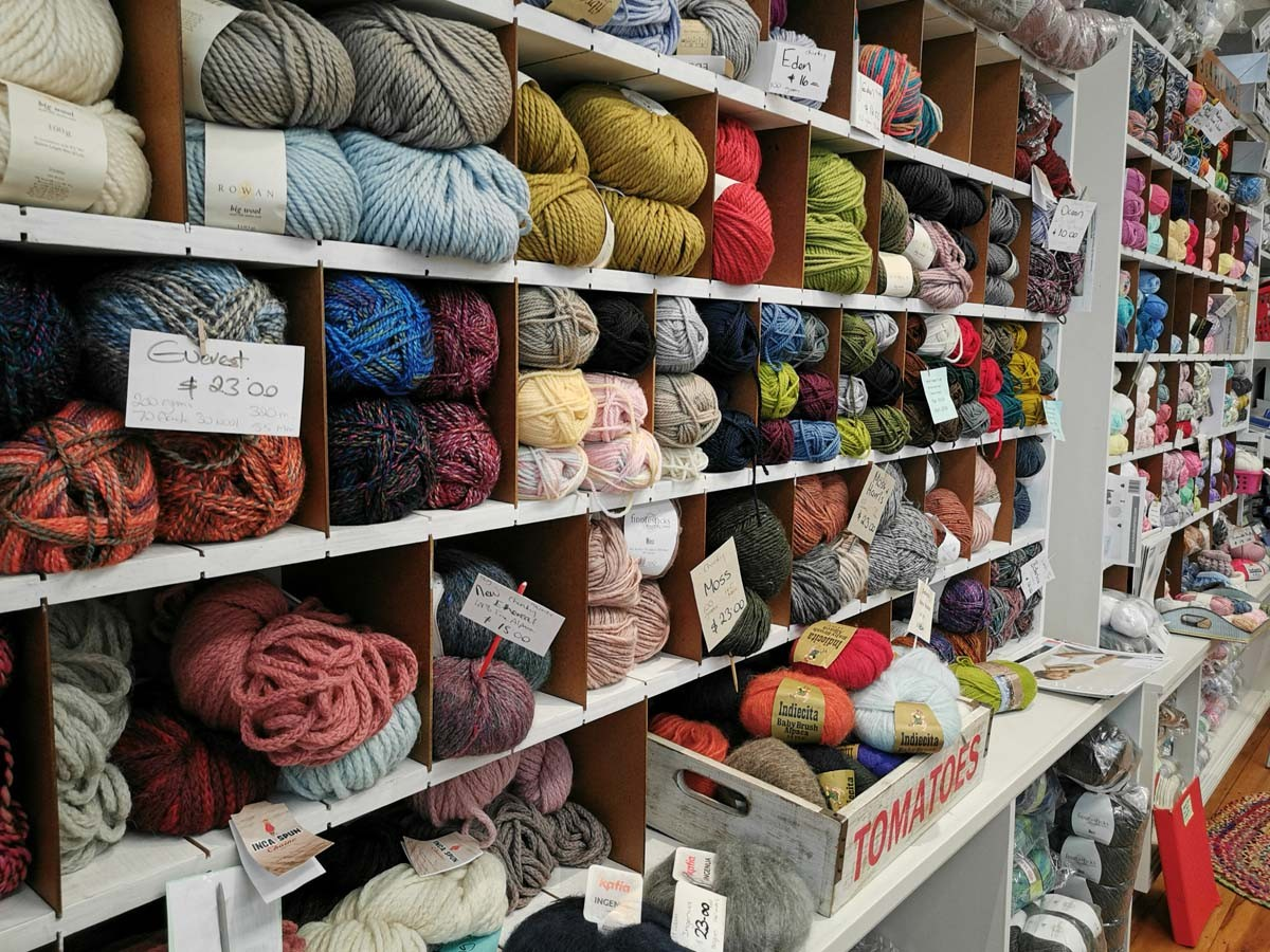 Image of Wool Collection in the shop