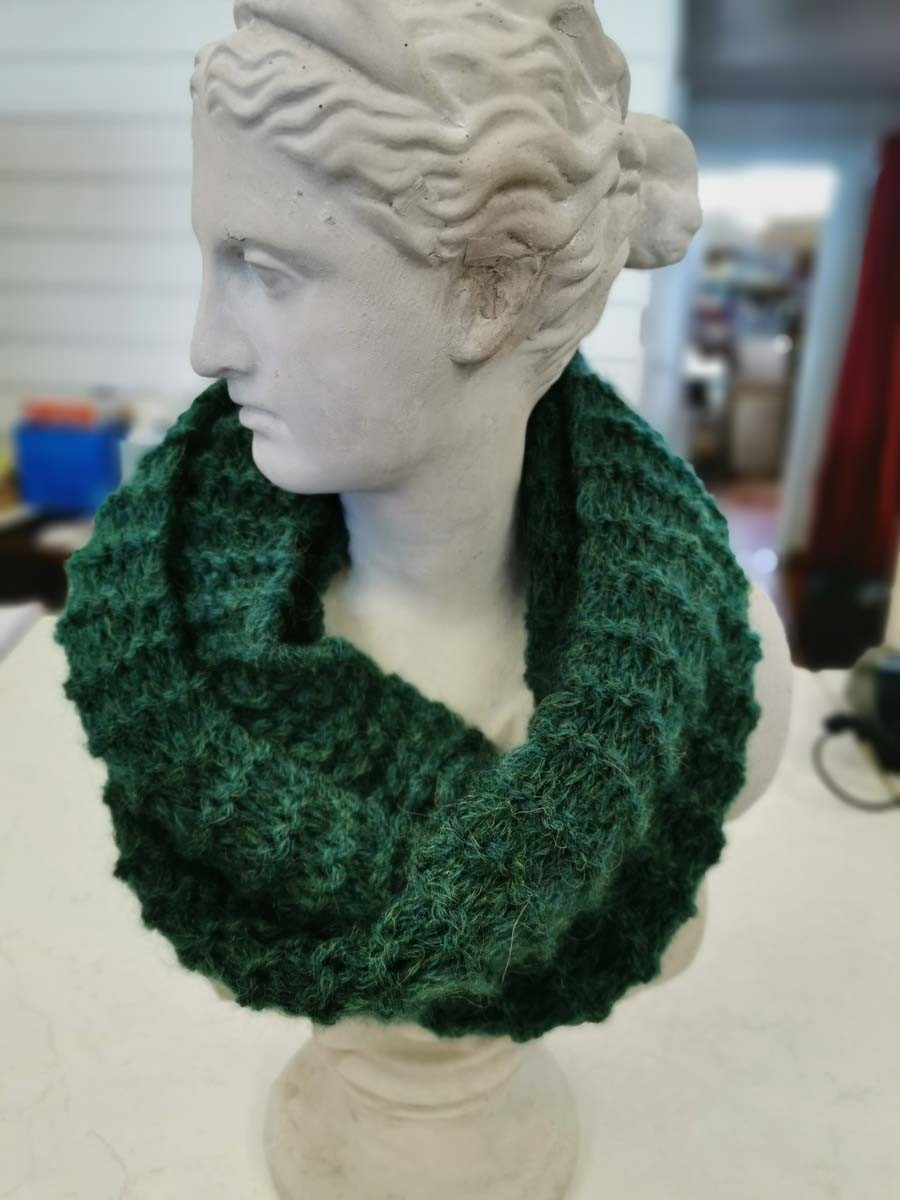 Image of Knitted Scarf